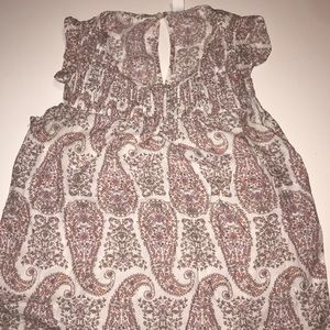 Floral Blouse Size Small